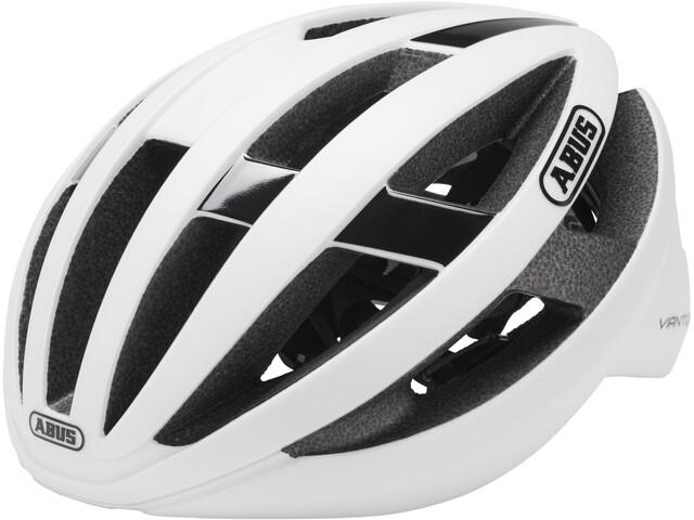 ABUS Viantor Road Helmet polar white